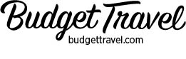 Budget Travel Logo Type
